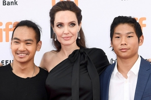 Няни, репетиторы, частные самолеты: сколько стоит образ жизни детей Анджелины Джоли и Брэда Питта