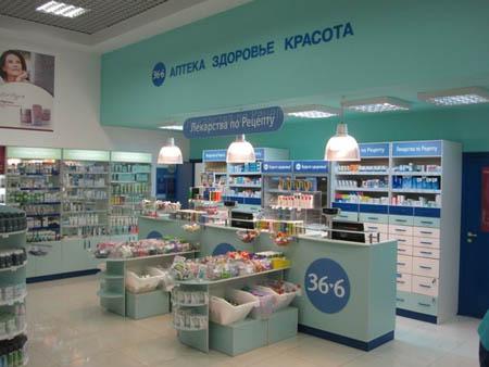 Франшиза аптеки 36.6 официальный сайт