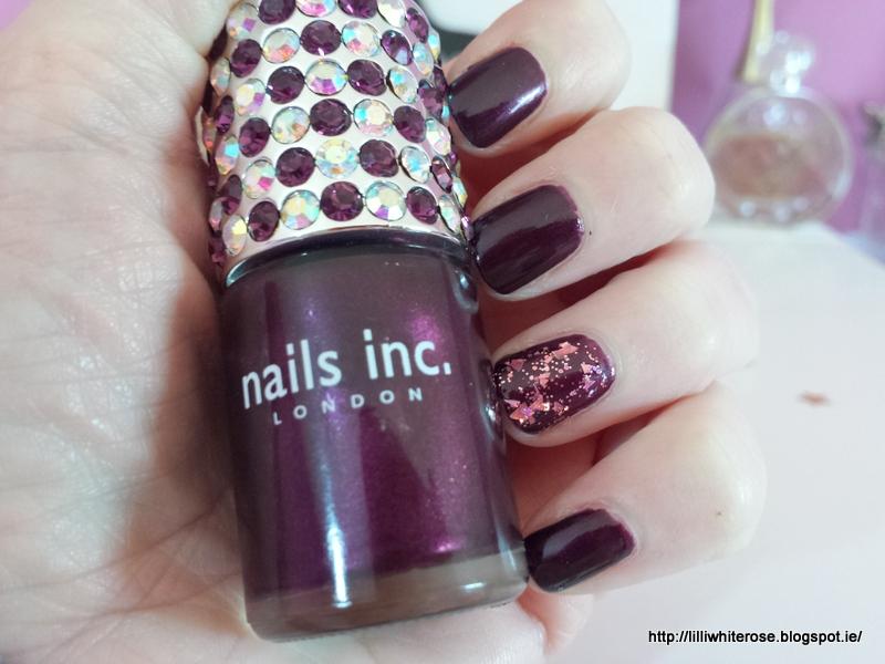 Nails inc crown court