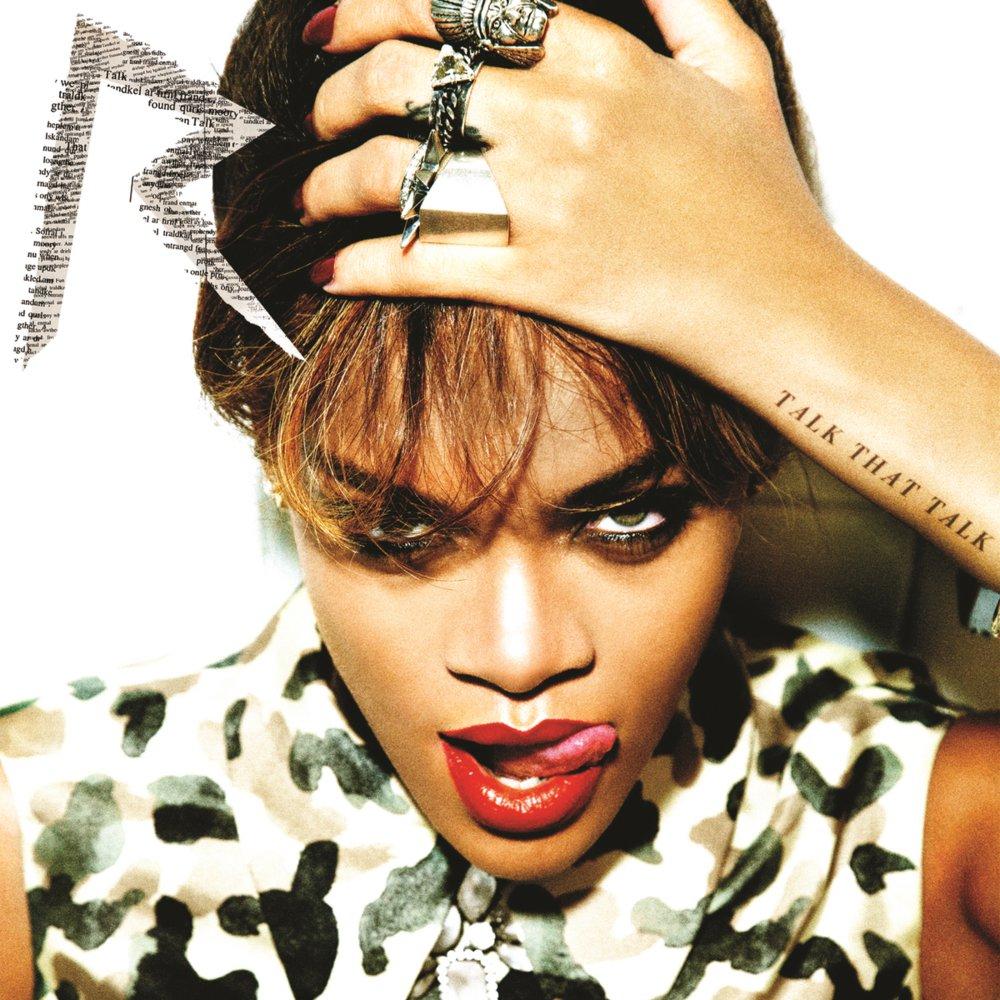 Rihanna we found love jeans