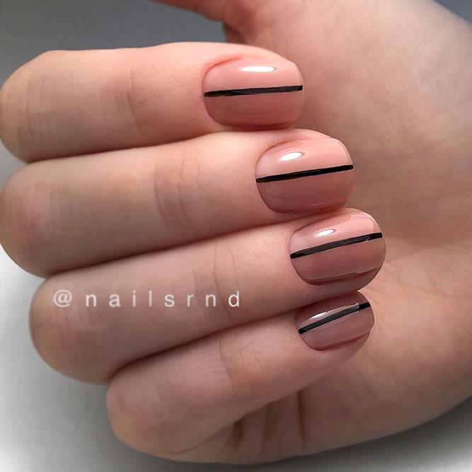 Nail polish for short nails