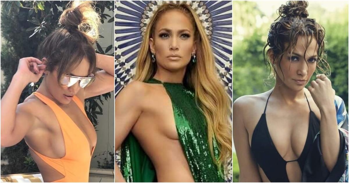 Jennifer lopez breasts