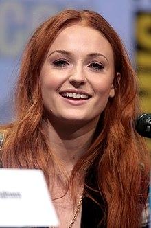 Sophie turner actress