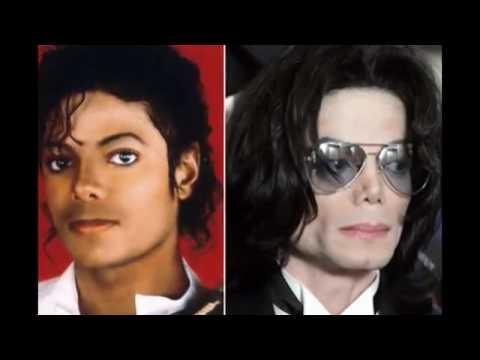 Фото майкл джексон до и после