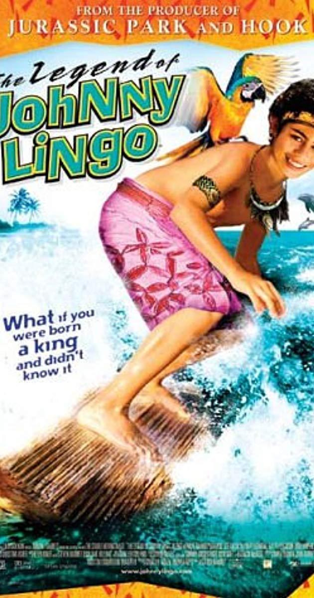 Legend johnny lingo movie