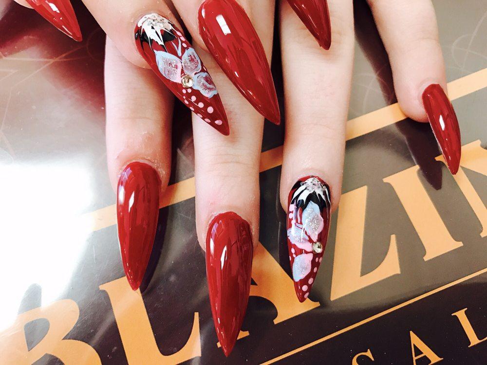 Blazin nails australia