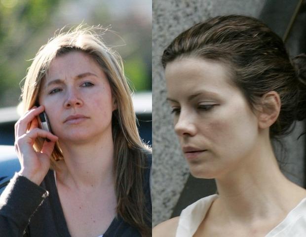 Кейт бекинсейл без макияжа