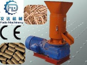 Оборудование для производства древесных гранул