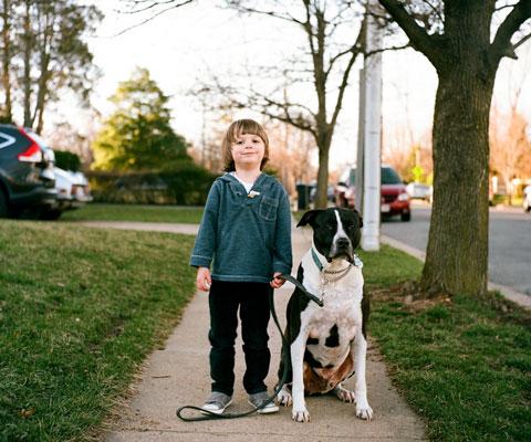 Нужна ли собака ребенку