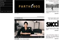 SinerWeb website parthenosdistribuzione.com