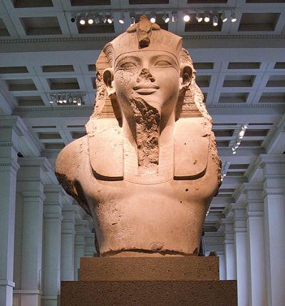 Экспонаты Британского музея оживают