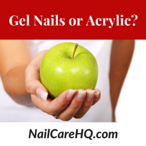 Are acrylic nails good for you