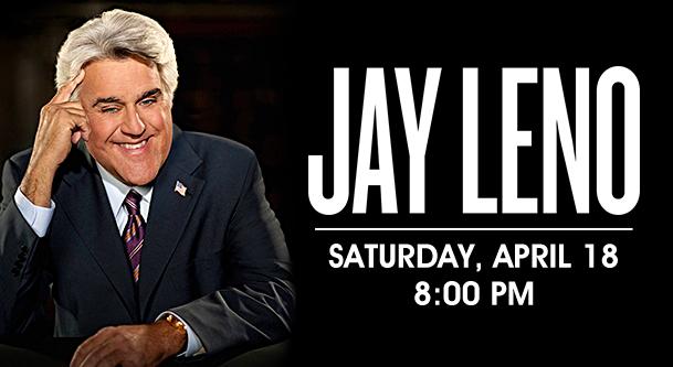 Tickets to jay leno tv show