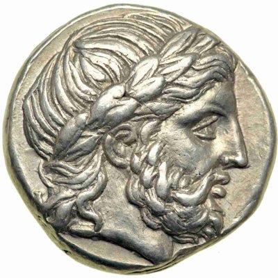 Царь Македонии Филипп II