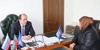 Глава Кайтагского района провел прием граждан по интересующим их вопросам - РИА Дагестан
