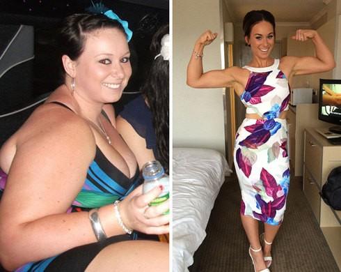 Истории и похудении