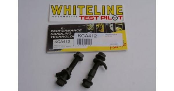 Front camber adjustment bolt