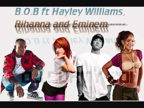 Eminem ft.rihanna ft.b.o.b