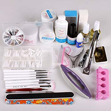 Acrylic nails starter kit