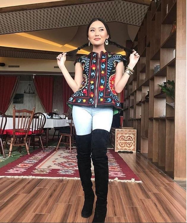 Звезды казахстана в инстаграме