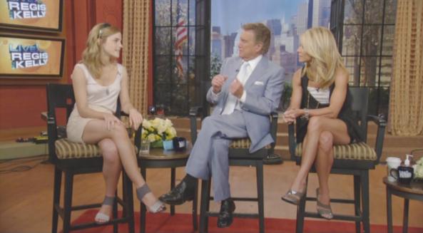 Emma watson crossed legs