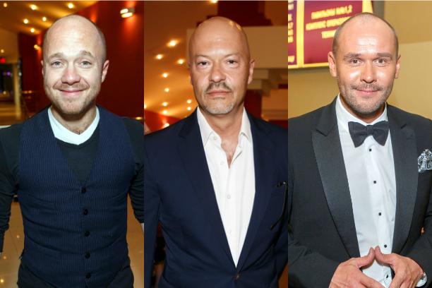 Актеры российские мужчины лысые список с фото