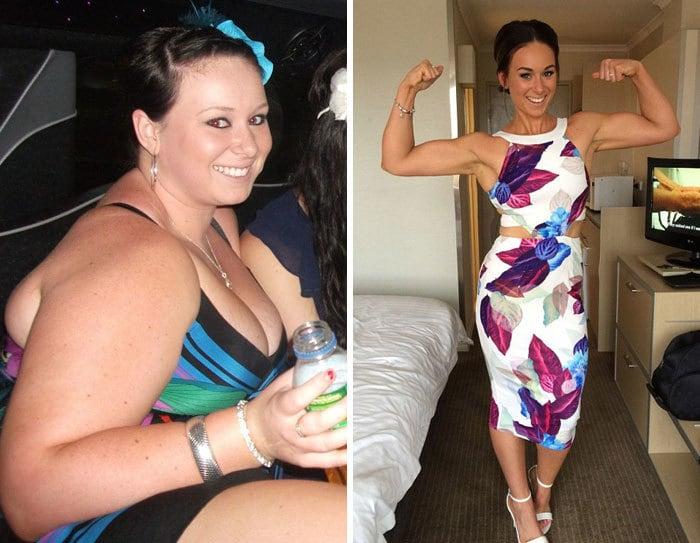 Истории похудения с фото до и после похудения фото до и после