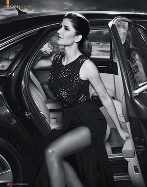 Katrina Kaif Hello India Magazine Hot September 2013 HQ Photoshoot