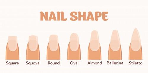 Gel acrilic nails