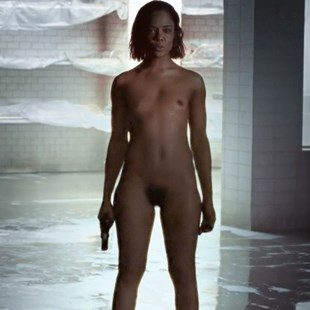 "Tessa Thompson Fully Nude Scene From ""Westworld"""