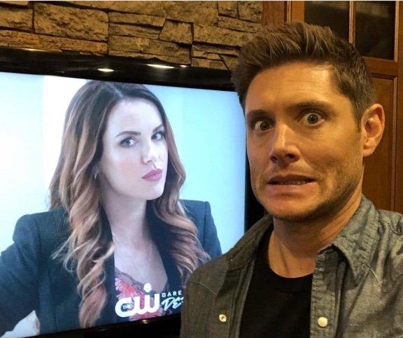 Jensen ackles instagram official