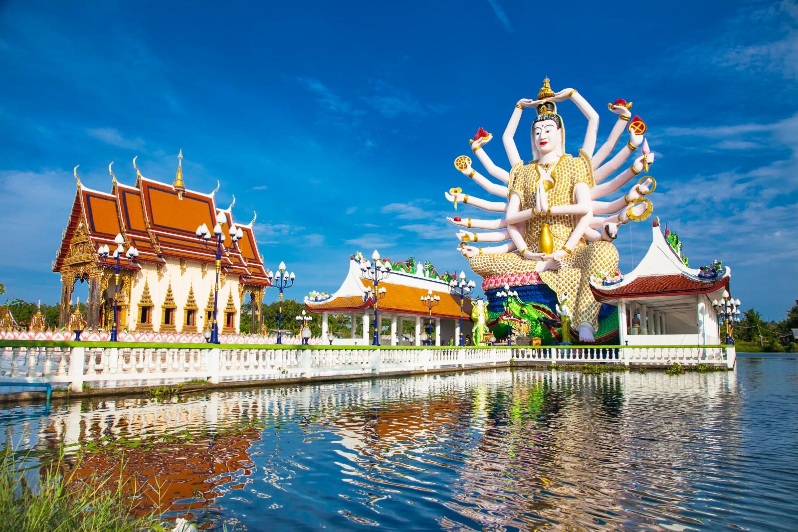 Таиланд города туристические