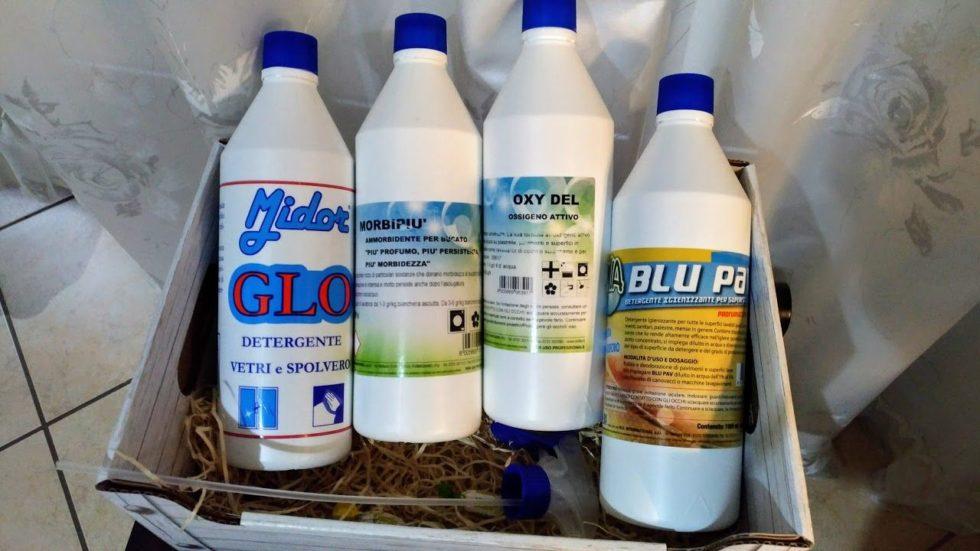 Midor M.D. International, linea ecologica di detergenti professionali