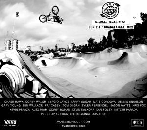 Vans BMX Pro Cup – Mexico