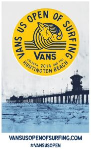 2014 VANS US OPEN OF SURFING