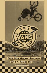 Vans BMX Pro Cup – Spain