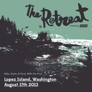 Skatelite presents: The Retreat