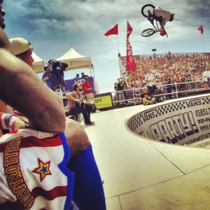 Van Doren Invitational BMX Bowl Jam Final
