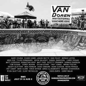 2015 Van Doren Invitational BMX Bowl