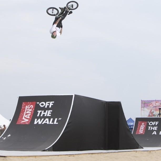 """Vans """"Off The Wall"""" BMX Invitational - Ryan Guettler"""