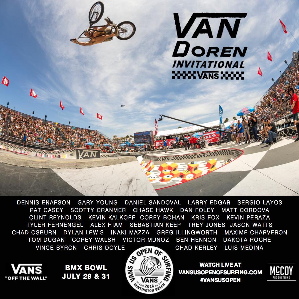 2016 Van Doren Invitational