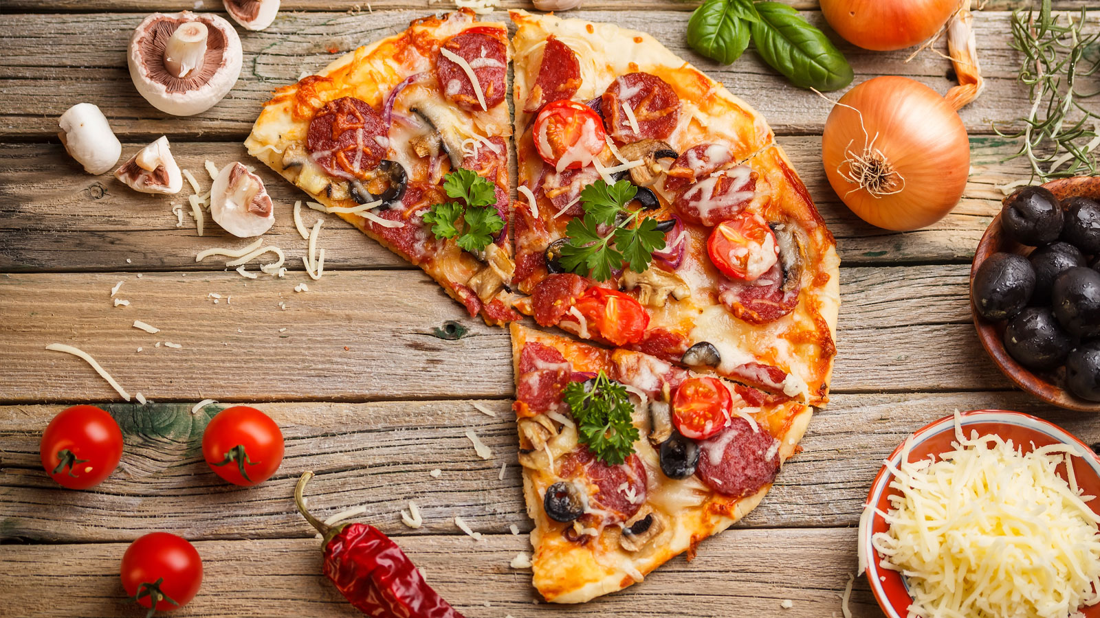 Помощь в открытии пиццерии цена