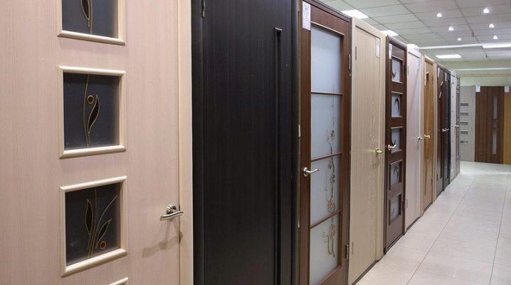 Модели дверей новый стиль