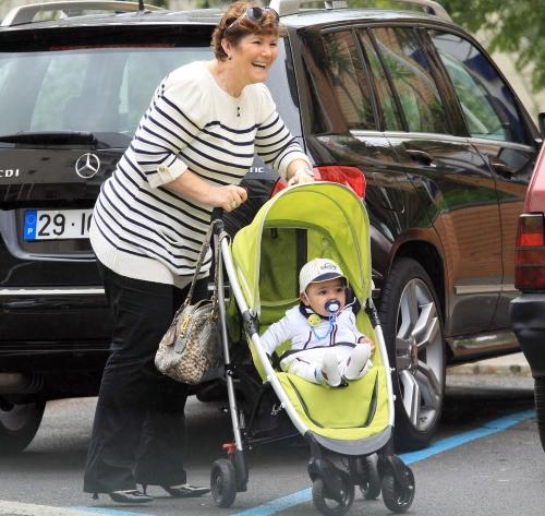 Криштиану роналдо с сыном