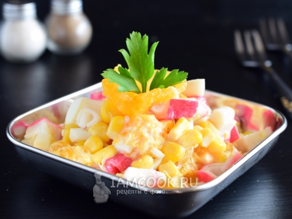Рецепт салат по королевски