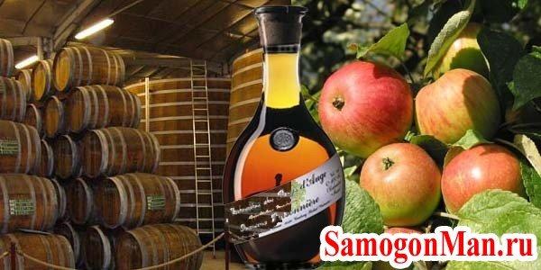 Как сделать кальвадос из яблок в домашних условиях простой