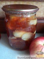 Фото к рецепту: Варенье из яблок