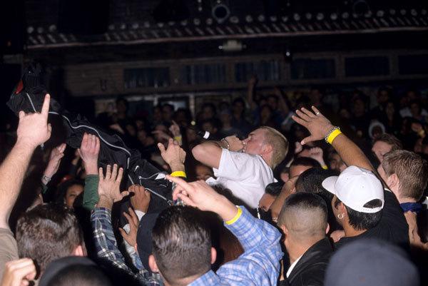 Eminem rolling stone 1999