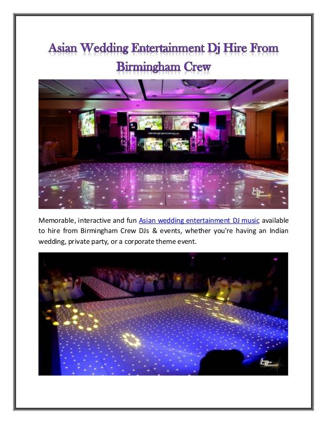 Birmingham dj hire