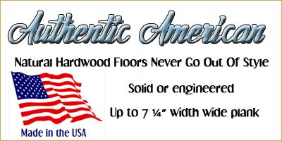 USA Made hardwood floors